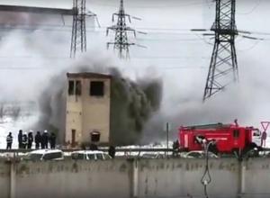 Из-за сгоревшего электрокабеля между ГРЭС и азотным заводом в Невинномысске возникли перебои с водой