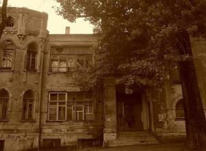 Знаменитый дом с привидениями в центре Ставрополя отреставрирует за 32 млн рублей арендатор