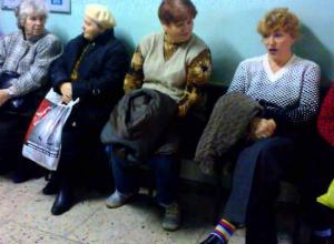 Минздрав обещает, что «живые очереди» исчезнут из ставропольских поликлиник