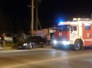 Пьяный сотрудник следкома  на черной «Приоре» сделал безногим инвалидом жителя Ставрополья