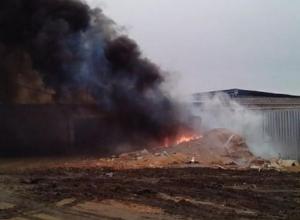 На едкий дым с мебельной фабрики пожаловались жители станицы под Пятигорском