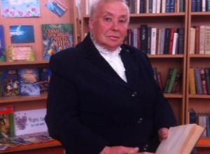Лица Ставрополья: Нина Михайловна Садовская - библиотекарь по призванию