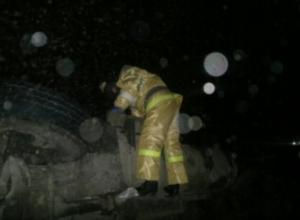 «БМВ» с «Лексусом» и ВАЗом столкнулись вечером в Пятигорске