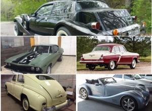 Топ-5 самых дорогих и редких машин, которые продают на Ставрополье