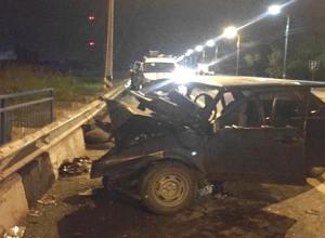 Пьяная компания на ВАЗе спровоцировала серьезное ДТП с пострадавшими на Ставрополье