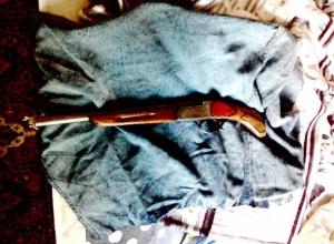 «Умелец» сделал обрез из ружья покойного деда на Ставрополье