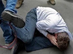 Выпивший ставрополец сильно избил полицейского за сделанное ему замечение