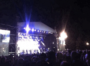 Почти 200 тысяч человек участвовали в народных гуляньях на День Ставропольского края