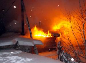 В пожаре выгорело более 60 квадратных метров жилплощади на Ставрополье