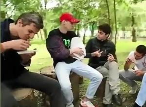 «Руки-Базуки» из Пятигорска «засветился» в новом трэш-видео