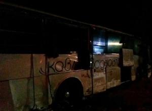 Автобус с пассажирами «вылетел» с трассы «Кавказ» на Ставрополье - есть пострадавшие