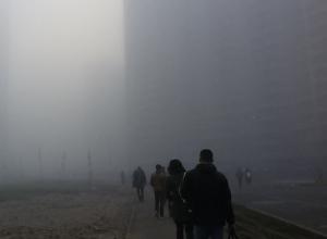 Густой туман опустится на Ставрополь утром 19 октября