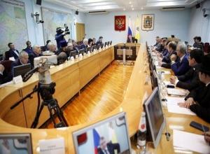Накаления межнациональной обстановки перед выборами боятся депутаты Ставрополья