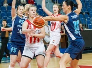 «Ставропольчанка» дважды побеждает на выезде и возвращается в зону плей-офф
