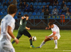 Динамовцы уступили «Дружбе» из Майкопа на своем стадионе
