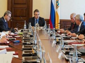 Губернатор Владимиров «перекроил» министерства и назначил новых министров после громкого коррупционного скандала