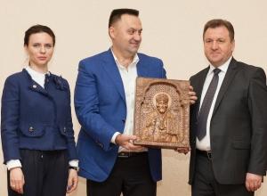 Сергей Захарченко получил от правительства Ставрополья «Признание» за социальную ответственность