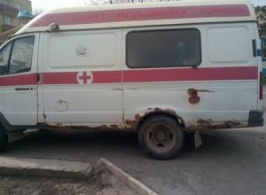 «А на чем ездят чиновники, присылающие  больным такие «корыта» скорой помощи?» - житель Буденновска