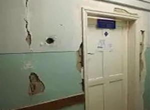 Медучреждение, куда мы водим своих детей, разваливается на части, - пациенты Изобильненской больницы