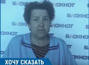 «Мы экономим каждую копейку, не урезайте нас в этом», - пенсионерка о возможном закрытии троллейбусного парка в Ставрополе
