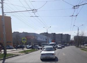 Неопытный 18-летний водитель-студент сбил пешехода на «зебре» в Ставрополе