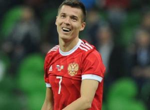 Уроженец Ставрополья Дмитрий Полоз забил финальный гол в победном матче России с Чехией