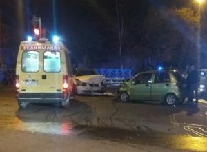 Серьезная авария с «БМВ» и «Матизом» произошла в Северо-Западной части Ставрополя