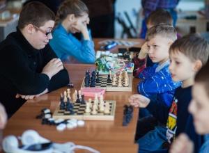 Турнир по шахматам и шашкам прошел в «Гармонии» под Ставрополем