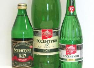 Контрафактные «Ессентуки №17» и «Ессентуки №4» продавали на Ставрополье