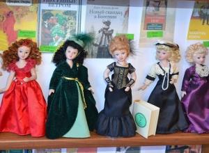 Потрясающей красоты кукол с ликами героинь мировой литературы показывают всем желающим в Ставрополе