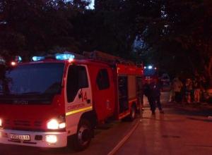 Серьезный пожар едва не разгорелся в многоэтажке в Ставрополе
