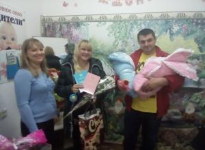 Пятая двойня родилась с начала года в Кочубеевском районе Ставрополья