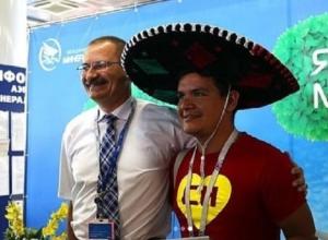 Миллионным пассажиром-2018 аэропорта Минвод стал мексиканский болельщик Хосе