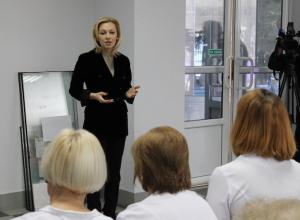 «Мне цинично говорили, что будет коммерческий медцентр»:  Тимофеева рассказала об открытии долгожданной поликлиники в Ставрополе