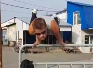 «Самый спортивный парень» стал звездой «Инстаграма» на Ставрополье