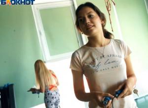 «Я пока со спортом на «Вы», - участница 2 этапа «Мисс Блокнот» Александра Иванова