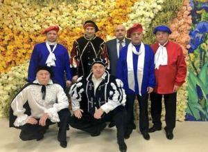 Фото губернатора Ставрополья и его замов в костюмах эпохи Возрождения произвели фурор в соцсетях