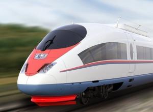 Скоростной поезд до Азербайджана запустят в Минеральных водах
