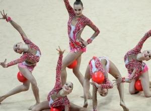 Лучшие художественные гимнастки России тренируются на Ставрополье