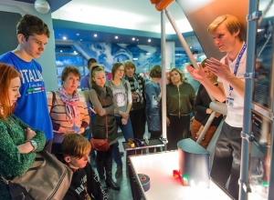 Фонд Мельниченко организовал участие невинномысских старшеклассников в олимпиадной школе