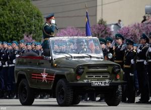 В Ставрополе ограничат движение на центральных улицах из-за репетиции парада Победы