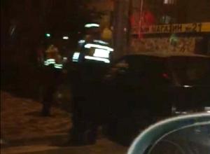 Водитель-лихач врезался в светофор в Ставрополе