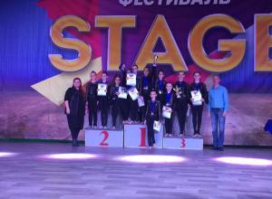 Ставропольские танцоры привезли десятки медалей с рейтингового фестиваля  STAGE