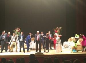 Бессмертную комедию Гоголя сыграли чиновники и известные люди Ставрополя