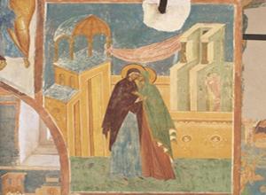 Средневековые фрески знаменитого иконописца покажут жителям Ставрополя