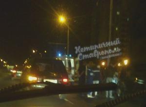 Велосипедиста сбили насмерть на перекрестке в Ставрополе, – очевидцы
