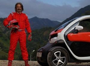 Кисловодский серпантин помог гонщику поставить всероссийский рекорд