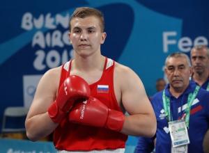 Ставропольский боксер завоевал золото на юношеских Олимпийских играх