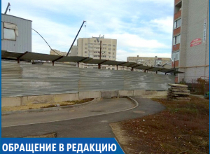 «Взяли и закрыли»: новую дорогу перекрыли из-за стройки в Ставрополе