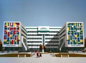 Новая поликлиника откроется в Ставрополе в начале 2018 года